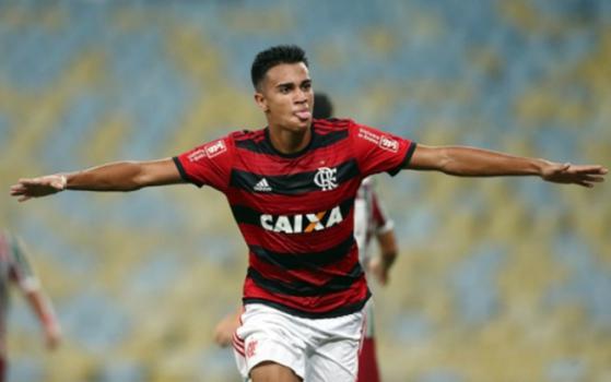 Reinier - Flamengo