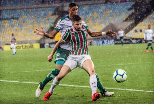 Fluminense x Luverdense