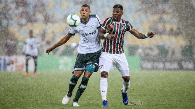 Fluminense x Luverdense Yony