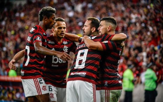 Flamengo x San José-BOL