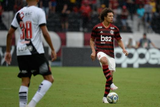Vasco x Flamengo Arão