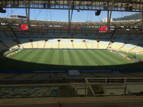 Flamengo x Vasco - Maracanã