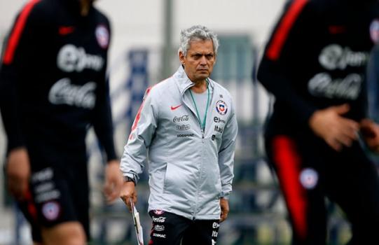 Chile - Reinaldo Rueda (Técnicos)