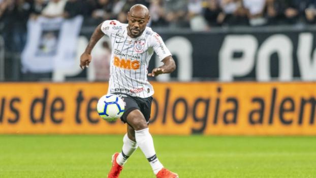 Corinthians x Flamengo Vagner Love