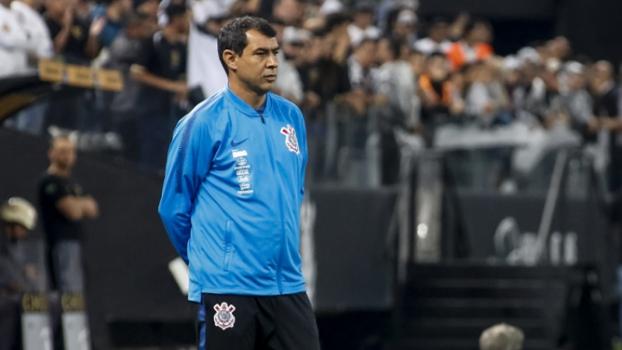 Corinthians x Flamengo Carille