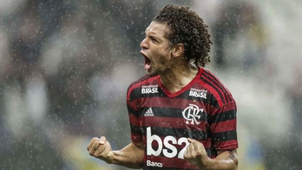 Corinthians x Flamengo Arão