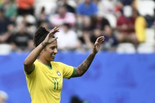Brasil x Jamaica