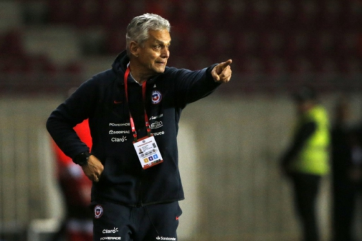Reinaldo Rueda - Técnico do Chile