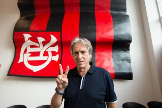 Jorge Jesus Flamengo