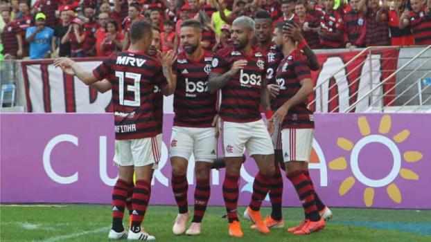 Com Recital De Arrascaeta E Gabigol Flamengo Atropela Goias No Maraca Lance