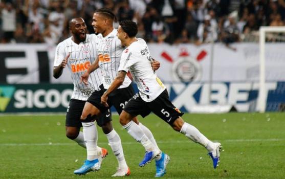 Corinthians x Goiás