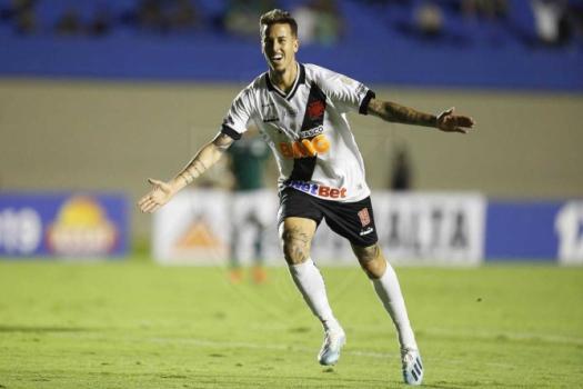 Goiás x Vasco - Marcos Jr.