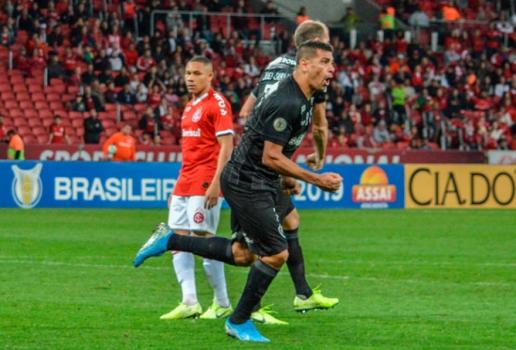 Internacional x Botafogo - Gol Diego Souza