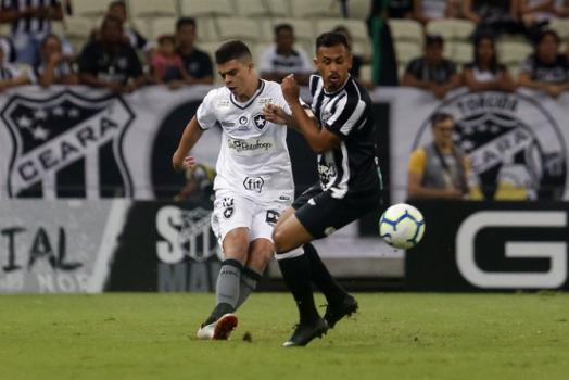 Ceará x Botafogo - Fernando