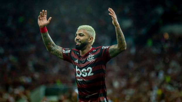 Flamengo x Grêmio - Gabigol