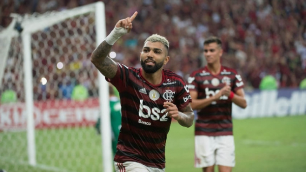 Flamengo x Bahia Gabigol