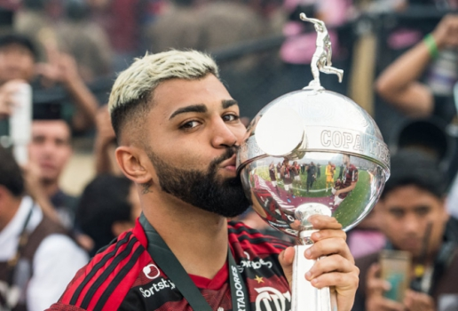 Flamengo - Campeão (Gabigol)