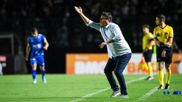 Vasco x Cruzeiro - Adílson Batista