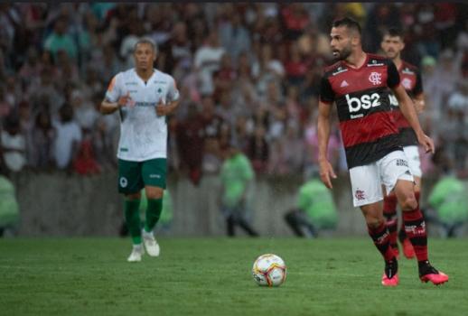 Boavista x Flamengo Thiago Maia
