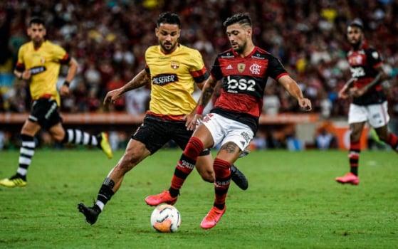 Barcelona-EQU x Flamengo: local, hor�rio, escala��o e transmiss�o