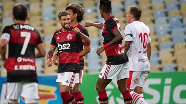Bangu x Flamengo