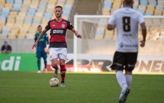 Flamengo x Volta Redonda - Léo Pereira