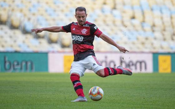 Flamengo x Volta Redonda - Everton Ribeiro