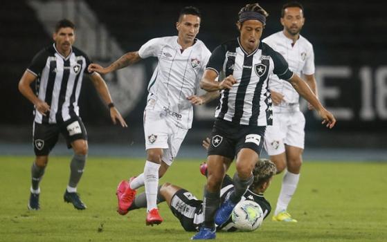 Botafogo x Fluminense - Honda