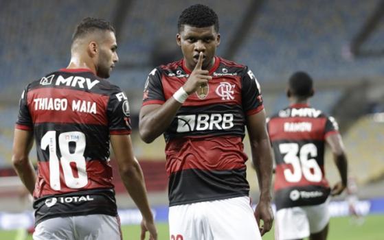 Flamengo x Independente Del Valle