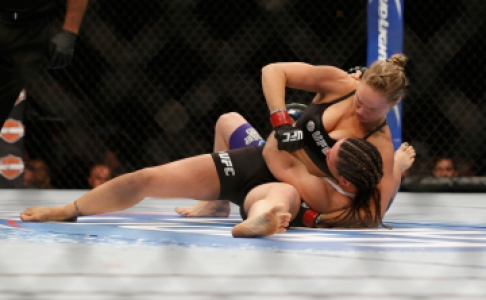 Ronda Rousey (FOTO: Getty Images)