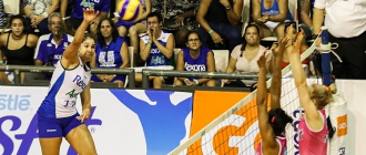 Volei - Rexona Ades x Osasco (foto:Bruno Lorenz/LANCE!Press)