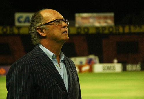 Falcão questiona arbitragem do Brasil e afirma: 'nos tiraram da Libertadores'