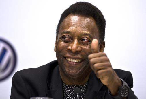 Com ressalva, Pelé elogia Tite na Seleção: 'Não sei porque aceitou'