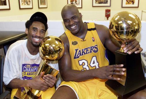 FOTOS: Veja 60 imagens históricas da carreira de Kobe Bryant