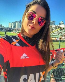 Veja as mulheres gatas dos jogadores do Flamengo   LANCE!
