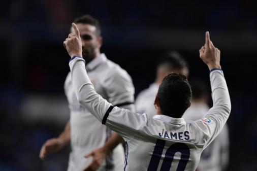 Filho de zidane marca e real madrid massacra o leonesa for Madrid sevilla marca