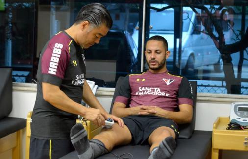 Recuperado, Ytalo é liberado pelo São Paulo para acertar volta ao Audax