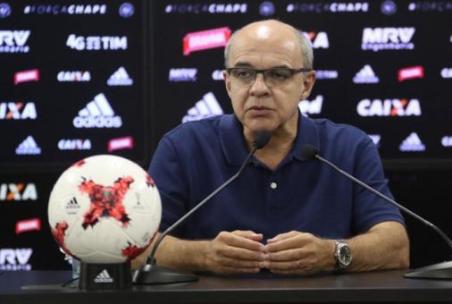 Bandeira indica reforços pontuais no Flamengo para a próxima temporada