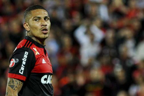 Está fora! Fifa suspende Guerrero provisoriamente por 30 dias