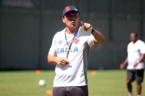 Vasco vê reta final do Brasileiro como Copa do Mundo por vaga na Liberta