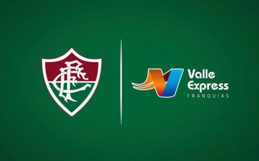 525d2b1876 Fluminense apresenta novo patrocinador master nas Laranjeiras