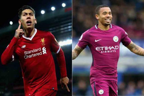 Líderes do Inglês, City e Liverpool entram em campo neste sábado