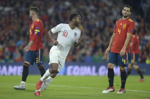 114347d994 Inglaterra bate a Espanha e embola Grupo 4 da Liga das Nações