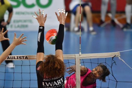 4a80c72f21 Bauru vence Osasco no primeiro jogo da final do Paulista Feminino de Vôlei