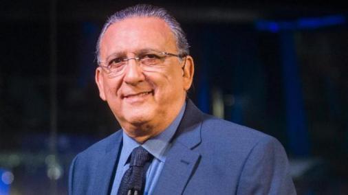 Reação de Galvão Bueno à entrada de Fernandinho bomba na web