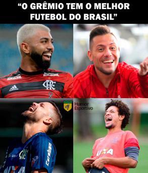 Zoeira na web! Veja os memes do massacre do Flamengo sobre ...