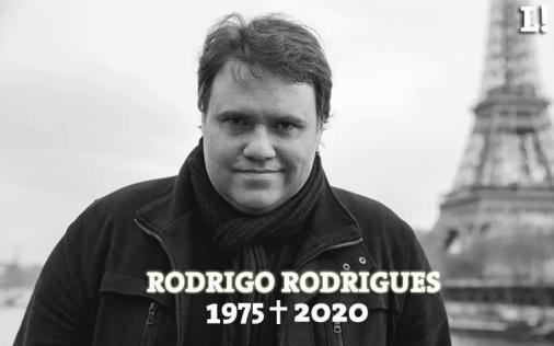 Luto! Apresentador do SporTV Rodrigo Rodrigues morre aos 45 anos – LANCE!