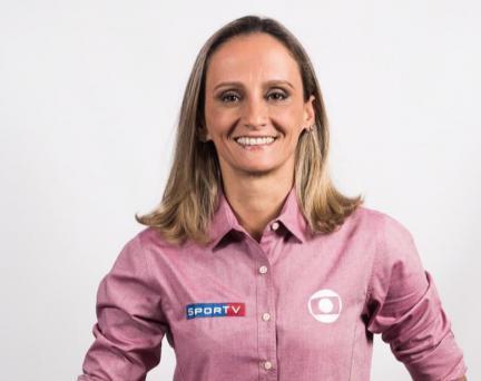 Com comentários de Fabi, SporTV transmite Paulista Feminino de Vôlei