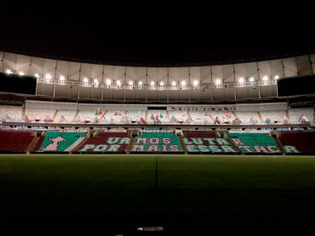 Às vésperas da decisão, Fluminense faz alerta à torcida sobre protocolos de operações da Libertadores