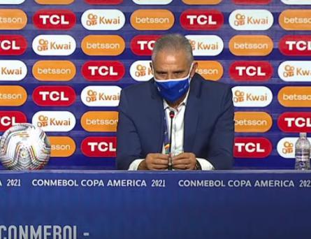 Auxiliar de Tite elogia presença de Gabigol na Seleção Brasileira